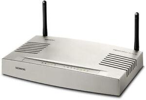 SIEMENS GIGASET SX 541 WLAN dsl - 54 Mbit Modem Router / VoIP, TK ADSL ADSL2+