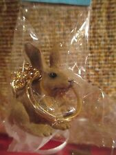 Rabbit Brown ~ Key Chain ~ Great Gift Item
