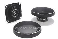 "Kenwood KFC-1095PS Performance 220 Watts 4"" 3-Way Flush Mount Car Audio Speakers"