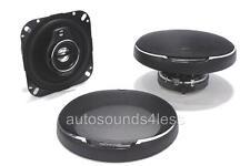 "Kenwood KFC-1095PS Performance 220 Watts 4"" 3-Way Flush Mount Car Audio Speakers"