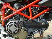 ducati monster  1100 carbon fiber cam belt cover set
