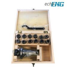 Mandrino portapinze ISO 50 DIN2080 11 pinze ER32 3-20 mm set - AM 20 S1S5