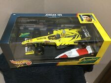 JORDAN 199 F1 Damon Hill 1999 Hot Wheels 1/18 Die Cast Car Model  (22822)