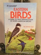 VG Eastern Birds Larger Golden Field Identification Identify Birding James Coe