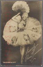 Vintage Photo Pretty Girl Florenz in Dancing Costume Fowler & Tamara 741881