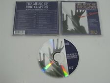 MUSIC CD THE MUSIC OF ERIC CLAPTON 16 INSTRUMENTAL HITS TEARS IN HEAVEN