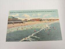 J511 postcard Wrightsville Beach Wilmington NC North Carolina Mira Mar