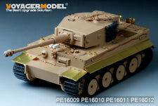 Voyager PE16009 1/16 WWII German Tiger I MID Production Basic (For TRUMPETER