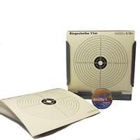 Kugelfangkasten 14x14cm +50 Zielscheiben +100 Diabolos 4,5mm für Luftdruckwaffen