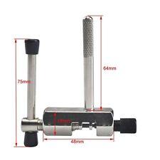 Bike Bicycle Chain Splitter Breaker Repair Rivet Link Pin Remover Tool Steel