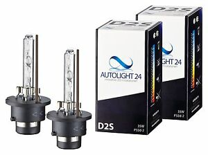 2 X Xenon Burner D2S Mercedes Benz C-Class Coupe CL203 Replacement Lamps Bulbs