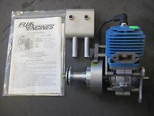 Fuji Imvac BT-50EI 46.5cc Gas Engine CDI ingnition w/Muffler