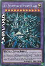 BLUE-EYES ALTERNATIVE ULTIMATE DRAGON • Segreta-Prismatica • TN19 EN001 • Yugioh