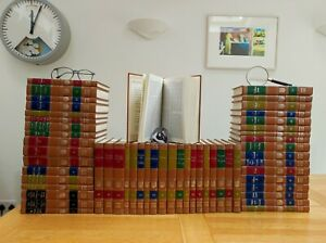 Great Books of the Western World 1952 Encyclopedia Britannica Complete Set 1-54