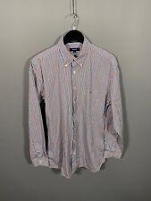 Gant Shirt Gant Men/'s Windblown Oxford Panels Shirt Persian Blue
