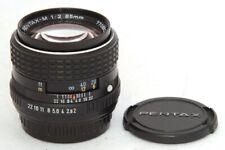 Smc PENTAX-M 85mm F 1:2 Objective From Portrait K Mount No Autofocus