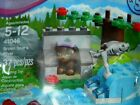 Lego Friends Brown Bear s River 41046 37 pc New pet Series 5 jumping fish