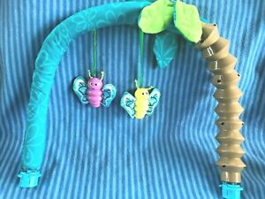Evenflo Life in the Amazon Exersaucer Dragonfly Toy Arch Replacement Part