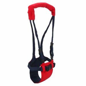 Learn To Walk Moonwalk Walker Assistant Helper Harness Keeper Red