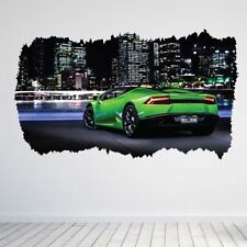 Cars Mural/Pictorial Wall Decals & Stickers