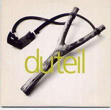 YVES DUTEIL - rare CD Single - France - Promo