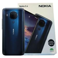 Nokia 5.4 (Polar) 64GB + Night 4GB RAM 4G GSM Smartphone Sbloccato Android