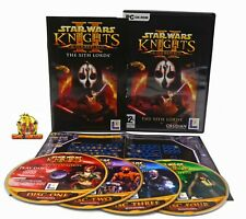 Star Wars Knights of the Old Republic II 2 The Sith Lords  PC Video Game RPG