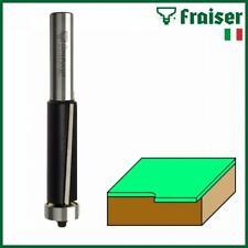 Bündigfräser Fräser für Oberfräse Holzfraeser HM HW Schaftfräser 6 8 12mm Schaft