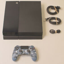 New listing Sony Playstation 4 Ps4 500Gb Console - Black Tested Model Cuh-1115A