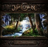 WINTERSUN - THE FOREST SEASONS  2 VINYL LP + 3 CD NEU