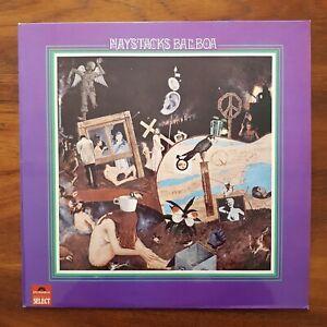 HAYSTACKS BALBOA Haystacks Balboa RARE UK 1st A1 LAMINATED 2489002 VINYL LP EX