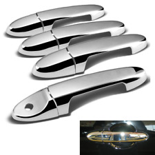 For 2001-2012 Ford Escape / 2008-2011 Mercury Mariner Chrome Door Handle Covers