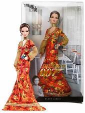 Barbie Collector, Black Label: James Bond 007 Solitaire