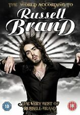 The World According to Russell BRAND DVD (uk) Comedy Region 2