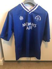Vintage Admiral Glasgow Rangers 1990-1992 Home Shirt Size 46