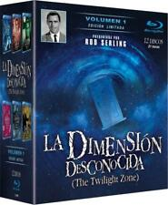 Pack La Dimensión Desconocida Vol.1 (The Twilight Zone) - Edición Limitada (Blu-