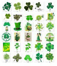 Personalized Clover Return Address Labels Buy 3 Get 1 free (clo3)