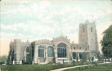 Luton St mary's church E Deacon sons