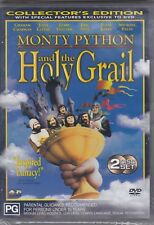 Monty Python And The Holy Grail - Dvd (Brand New Sealed) 2xDvd Region 4 Pal