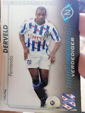 Fernando Derveld - SC Heerenveen - Voetbalplaatje / footballcard 2005/2006