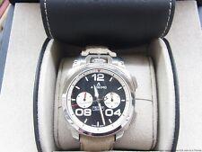 New Anonimo Militare Chronograph Panda Automatic Watch AM-1122.01 $4510