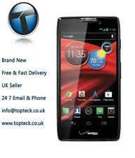 Motorola RAZR D1 XT914 De Regalo Black 4GB+4GB card
