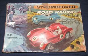 Strombecker Road Racing No. 9950 Slot Car Box only
