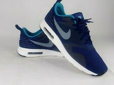 Nike Blue Nike Air Max Tavas Athletic Shoes for Men for sale
