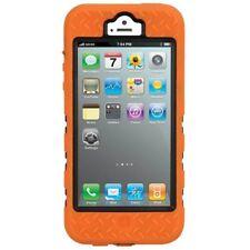 Gecko Tradie Ultra Tough Case Apple iPhone 5 Orange 5s SE Cover Splash Proof