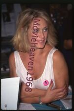 Marilyn Chambers PORN STAR  VINTAGE 35mm SLIDE TRANSPARENCY 390 PHOTO