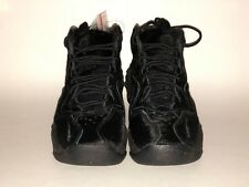 100% AUTHENTIC DS KITH X NIKE PIPPEN 1 'BLACK PONY HAIR' 7 WMNS 8.5 (AH1070-001)