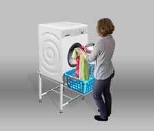 Waschmaschinen /Trockner Untergestell Podest Sockel Unterbau 50cm hoch mit  Abl.
