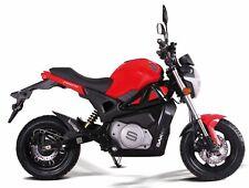 SAXXX E-Roadster E-Scooter 72V 2000W 150Nm Motor, Lithium Akku, 45 km/h