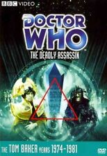 Doctor Who – 4th Dr The Deadly Assassin Region 2